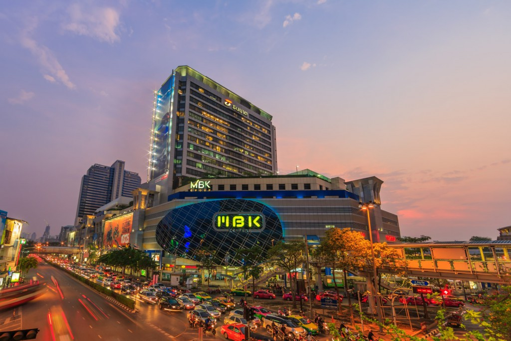 MBK shopping mall in Pathum Wan Neighborhood | FindYourSpace.co