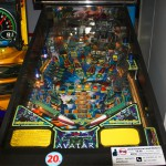 Avatar Playfield