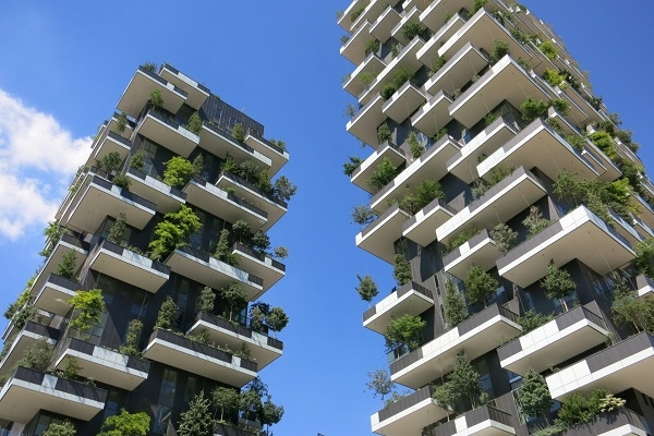 1. Bosco Verticale for blog