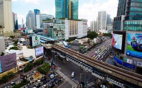 Asoke-Sukumvhit Junction